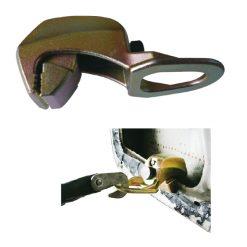 AAZ-C601 - Abrazadera con abertura de pinza