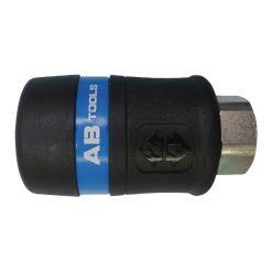 "AB-071101 - Enchufe rosca hembra 1/4"" - serie 26"