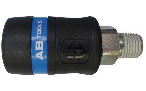 AB-071151 - enchufe seguridad neumático serie 26