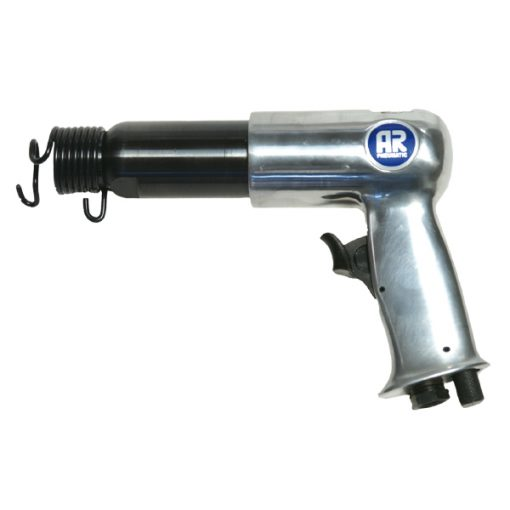AR-5503H - Martillo cincelador largo Desplazamiento: 90 mm. Fuerza: 2200 gpm. Peso 2,00 Kg.