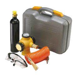 AR-6019K - Kit regulador + deposito CO2