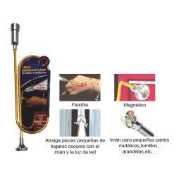 HQ-11050173 - Mini lámpara magnética flexible