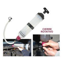 HU-46008 - Jeringa de limpieza para el cambio de líquidos del vehículo (XL/1,5 L.)