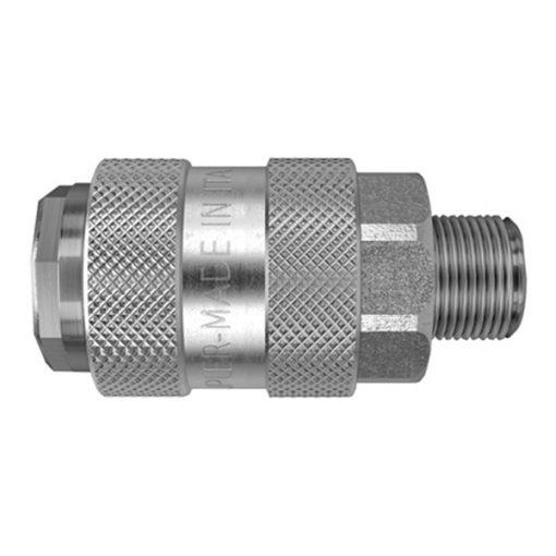 MOD. 500 ZMK - Enchufe metálico universal macho