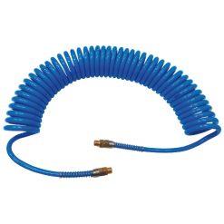 Espiral de poliuretano con terminales giratorias 5 x 8