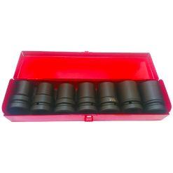 """AS-041AM - Juego de 7 vasos de impacto cortos 1"""""""