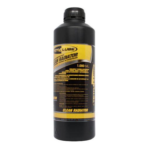 Clean radiator - Limpiador de radiadores Tetralube