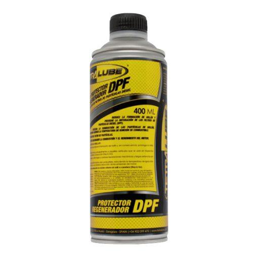 Protector regenerador para filtros de partículas DPF Tetralube