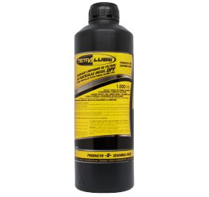 Enjuague limpiador de filtros de partículas DPF (producto B) Tetralube