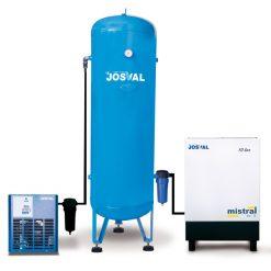 Compresores de tornillo - Josval