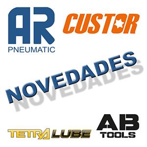 novedades herramientas neumáticas y manuales