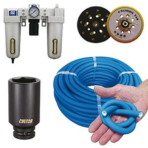 accesorios para herramientas neumáticas y manuales
