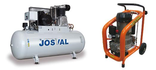 suministros industriales compresores mini